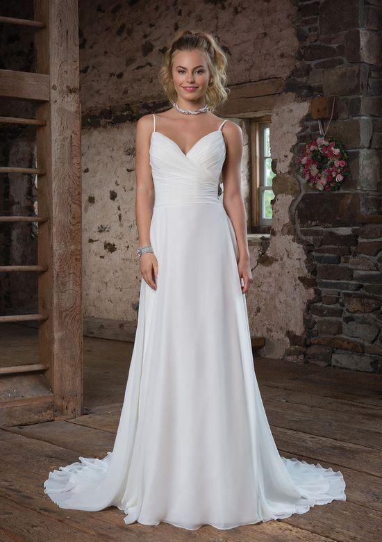 Justin Alexander Sweetheart Style #1102 Image
