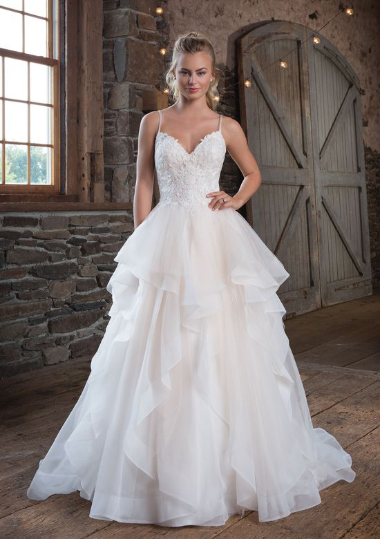Justin Alexander Sweetheart Style #1123 Image